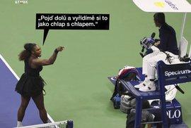 Vladimír Pikora: Serena a údajný sexismus, sociální sítě a konec civilizace