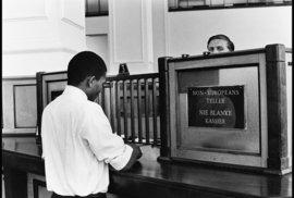 Ernest Cole: Rasově rozdělená Jižní Afrika