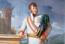 Maršálek Karel Filip Schwarzenberg, který porazil Napoleona