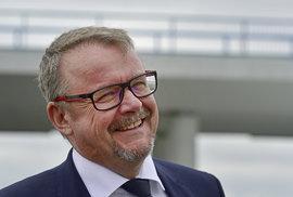 Ministr dopravy Dan Ťok: Praha by si měla vnitřní okruh zaplatit sama