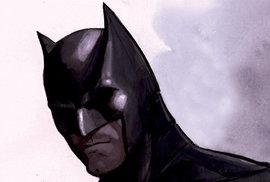 Obálka nového Batmana