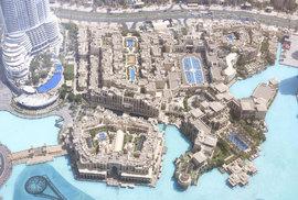 Dubaj nabízí pro turisty atrakce na celý týden.