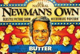Paul Newman: Slavný herec a méně slavný příběh o jeho omáčkách, které šíří dobro