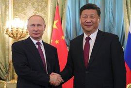 Rusko a Čína – partneři, kteří si zbyli: nevyzpytatelní, sebevědomí a agresivní hráči