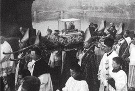 Svatý Václav: Jaký význam měl světec a národní patron pro první republiku a proč ho…