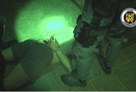 Bývalý policista i voják. Kvůli vraždě slovenského novináře Kuciaka jsou po razii…