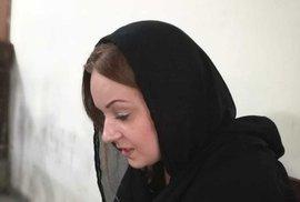 Pašeračka heroinu Tereza H. dostala v Pákistánu delší než osmiletý trest.