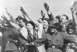 Před Mnichovem: Sudetští Němci stříleli i do dětí, znesvěcovali ostatky a lámali ruce