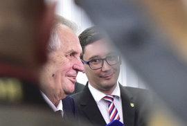 Vladimír Mertlík: Zemanova diagnóza aneb Co to hulí na Hradě za svinstvo?