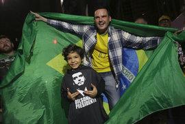 Nový brazilský prezident Jair Messias Bolsonaro