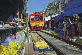 Thajskem od severu k jihu aneb Cesta plná nezapomenutelných zážitků