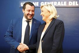 EU čeká šok, europarlament berou útokem antiuprchlické, populistické a nesystémové strany
