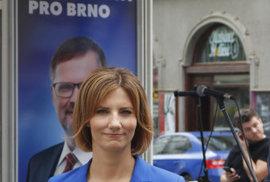 Obrat v Brně: ODS dělá koalici s ČSSD, lidovci a Piráty, primátorkou bude Vaňková. Vítězné ANO zůstane mimo