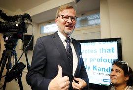 Senátní volby online: ODS triumfuje, ANO zcela propadlo. Červíček zaskočil Bělobrádka