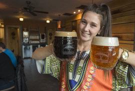 Vědci varují: V důsledku klimatických změn mohou prudce růst i ceny piva