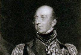Admirál Edward Codrington, spojenecký vrchní velitel v bitvě u Navarina