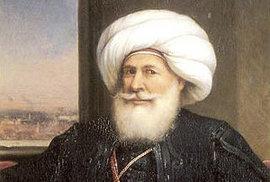 Mohamed Alí Paša, vládnoucí egyptský místokrál