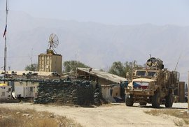 Na české vojáky v Afghánistánu zaútočil spojenecký voják
