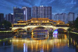 Projekt z říše snů: Čína plánuje nahradit pouliční osvětlení uměle vyrobeným Měsícem