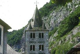 Klášter ve Svatém Mořici (Saint Maurice)