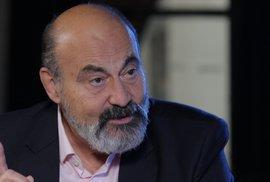 Tomáš Halík: Zeman je škůdce Česka, nikdy se neměl stát prezidentem, nesmíme se podělat…