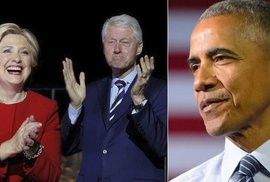 Clintonovým a Obamovi někdo poslal trhavinu. Zprávy o podezřelém balíku pro Bílý dům se…