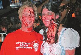 Halloween po americku aneb Svátek masek, hrůzy a legrace