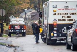 Při útoku na synagogu u amerického San Diega byla zabita žena, střelec je podezřelý i…