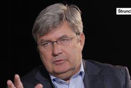 Podvod na voliče, Zeman by se prezidentem nestal. Politici chtějí na Hradě slabší jedince, říká Jansta
