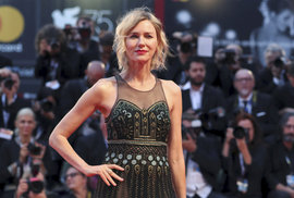 Herečka Naomi Watts