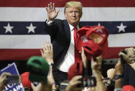 Americké volby: Šťastný poražený Donald Trump uhájil Senát i roli jasného lídra republikánů