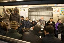 Moskevské metro otestuje systém rozpoznávání obličejů, účast má být dobrovolná