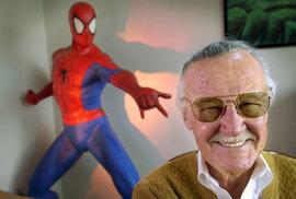 Zemřel komiksový génius Stan Lee. Vymyslel Spider-Mana, X-Mena či Hulka a další superhrdiny