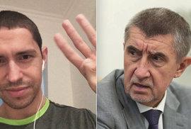 Vyšetřování údajného únosu Andreje Babiše mladšího na Krym jde do kárného řízení