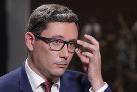 Ovčáček: Prezident měl už několikrát zemřít, královsky se tím bavíme, novináři jsou…
