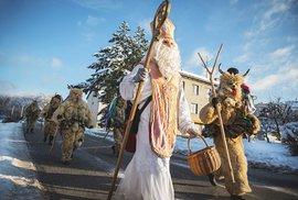 Hrátky s Valašskými čerty aneb Tradiční a nekomerční lidová oslava svatého Mikuláše
