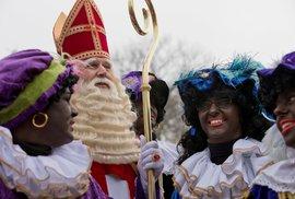 Postava Černého Petra vyvolává v Nizozemí dlouhá léta kontroverze.
