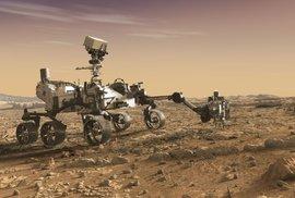 Zaregistrujte se a vaše jméno poletí na Mars díky novému roveru NASA