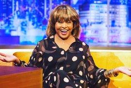 Tina Turner je nejúspěšnější rocková zpěvačka.