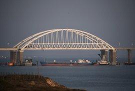 Blokáda v Kerčském průlivu