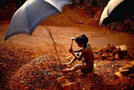 Fotograf Akash upozorňuje na problematiku dětské práce ve své rodné Bangladéši