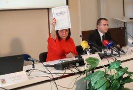 Alena Schillerová: Nový dluhopis Republika má svůj certifikát