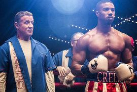 Creed II: Setkání Rockyho a Ivana Draga po letech je radost, bohužel v neslaném a nemastném filmu