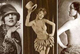 Podívejte se na okouzlující pohlednice s kráskami němého filmu. U jejich zrodu stál rodák z Čech