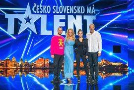 Podle posledních údajů máme v České republice více vítězů talentových soutěží než…