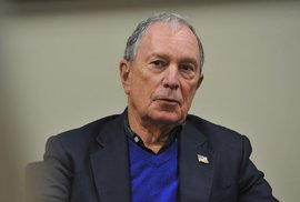 Bloomberg oficiálně vstoupil do boje o Bílý dům. USA si nemohou dovolit další čtyři…