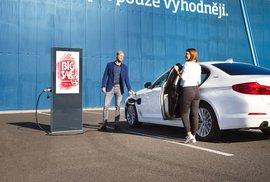 Elektromobilita: Dobíjecí stanice nemusí být nudná krabice