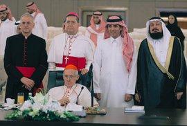 V Saúdské Arábii se poprvé konala legální křesťanská bohoslužba. Budou se tam stavět i …