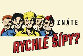 30 otázek o legendárním českém komiksu. Jak dobře znáte Rychlé šípy, které slaví 80 let?