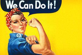 Vladimír Pikora: Kdo zaměstná feministku?